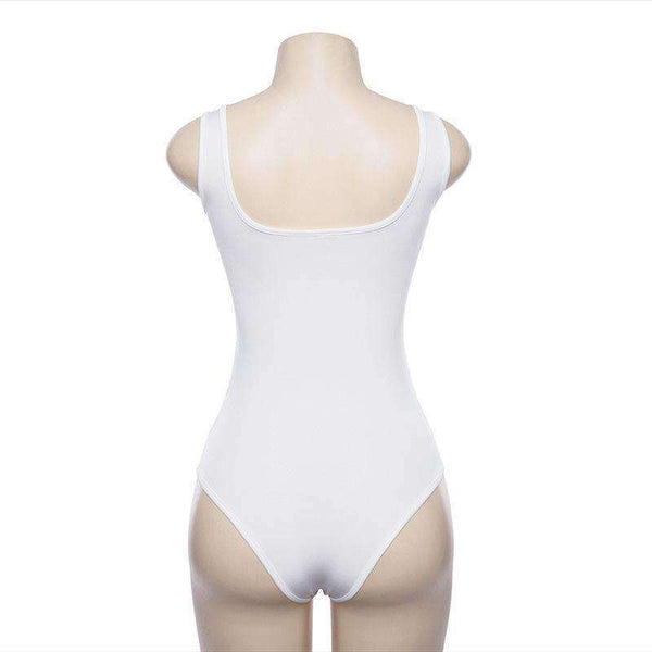 Body z przodu Body Hollow Out - Lupsona