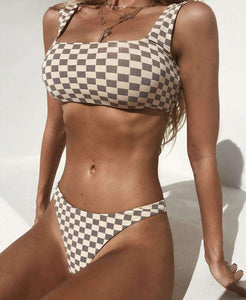 Mosaesch Muster 2 Pieces Bikini Set