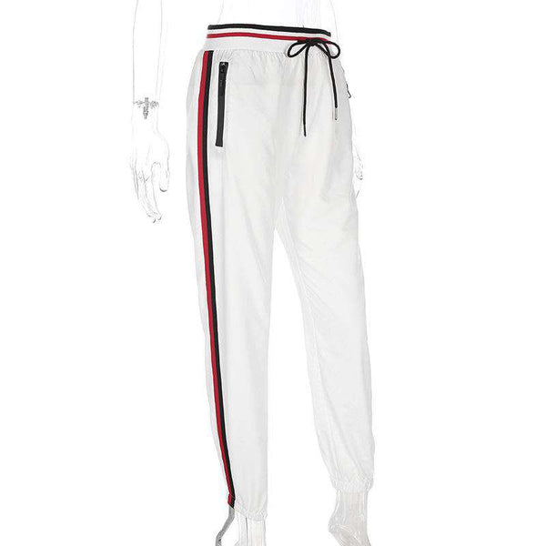 Side Stripes Jogger pantalones casuales