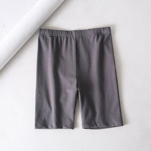 fest Faarf schlank Sports Yoga Shorts