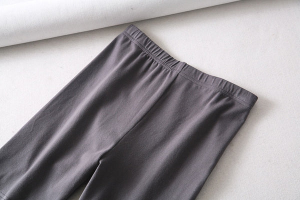 solid color slim sports yoga shorts