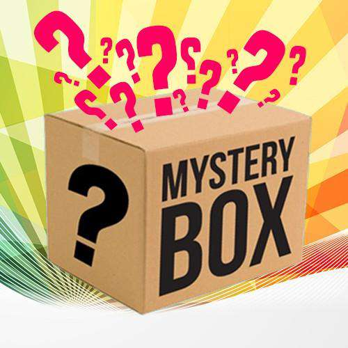 Mystery Box 2018 Jólin óvart Box
