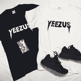 Yeezus Cool Street Hip Pop T-skyrta