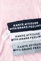 Kanye στάση με το Drake Feelings T-Shirt