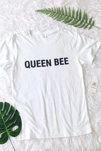 QUEEN BEE Character Cool Katoen-T-Shirt
