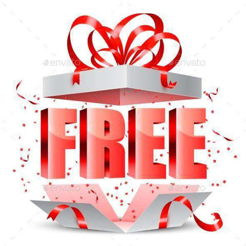 Free Gift- Buy any 4 or more items, you will receive free gifts! The more you buy, the more gifts! - Lupsona