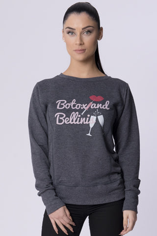 BOTOX & BELLINIS SWEATER