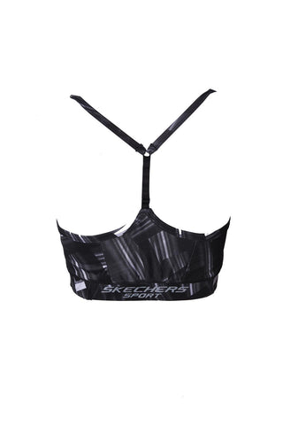 METEOR LADIES BRA BLACK