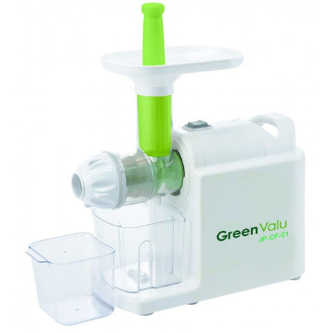 Greenvalu Masticating Juicer