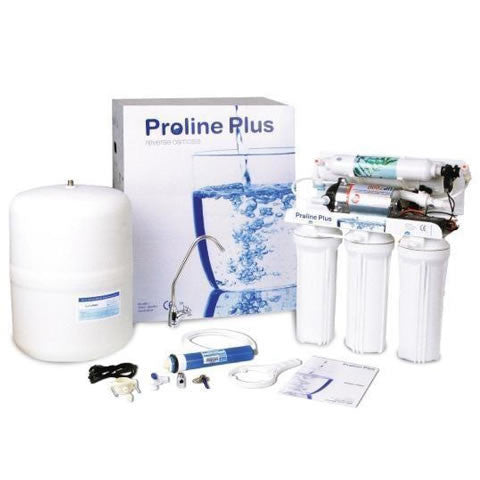 Reverse Osmosis 5 Stage Pumped Water Filter System - Proline Plus