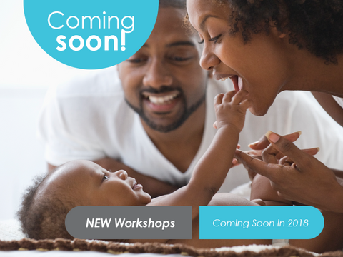 New Workshops Coming Soon