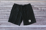 7inch Black Elite Laser Shorts