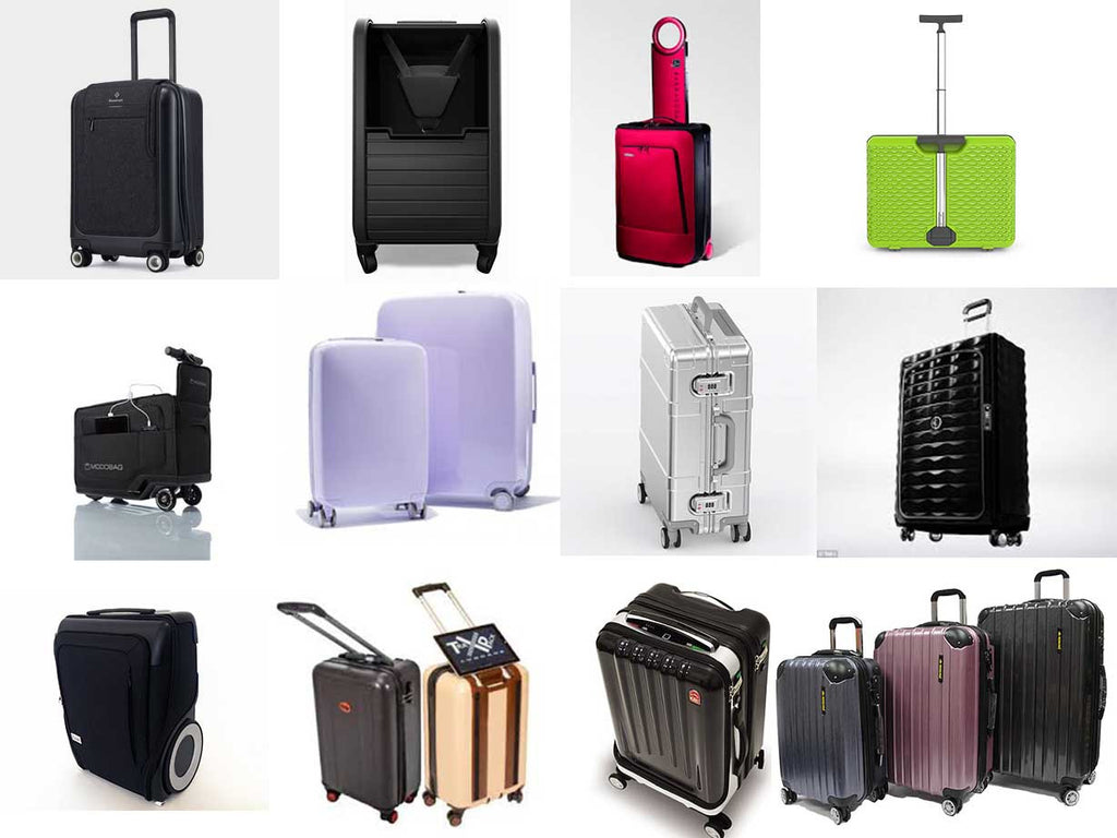 12 Innovative Luggage that Every Smart Nation Resident Needs