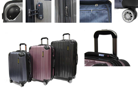 Luggage Outlet Singapore - Smart Self-weighing Luggage