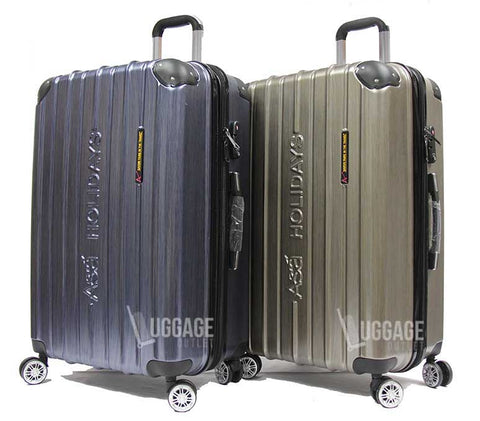 Luggage Outlet Singapore - Embossed ASA Holiday Luggage
