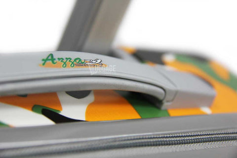 Luggage Outlet - Handle printed logo