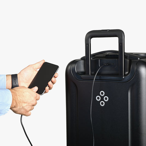 Luggage Outlet Singapore - Bluesmart Connected Smart Luggage