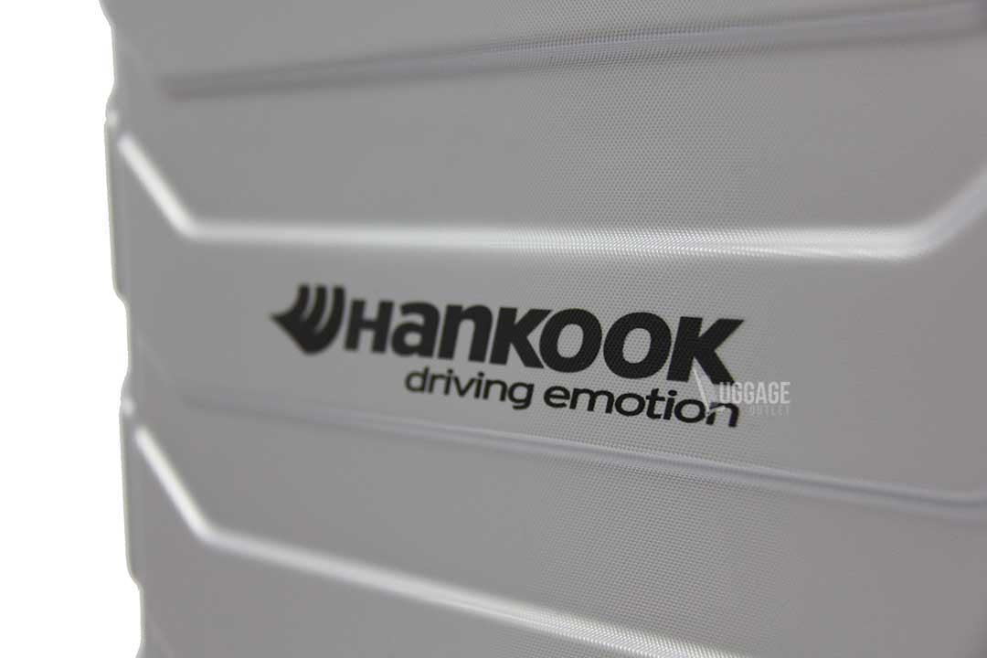 Luggage Outlet - Hankook printed logo