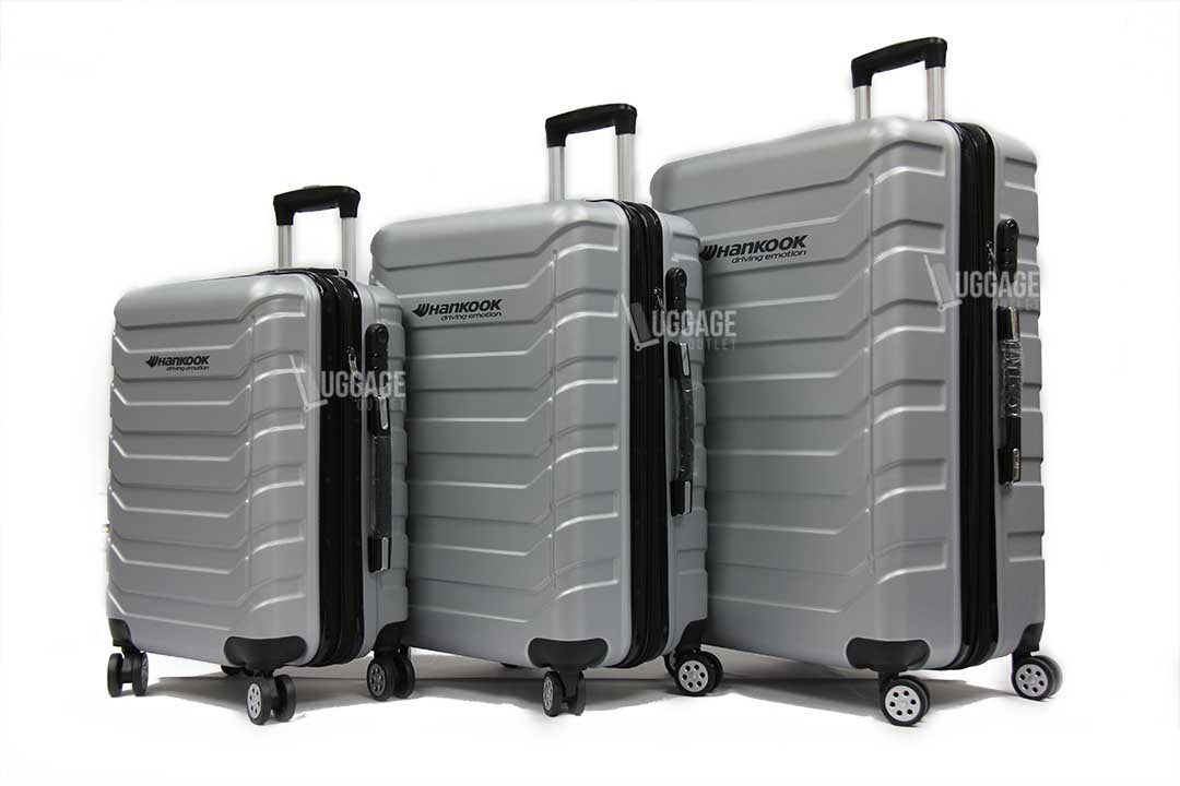 Luggage Outlet - Hankook Silkscreen printed luggage