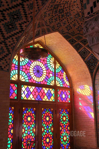 Luggage Outlet Singapore - Shiraz Nasir ol Mulk Mosque Iran