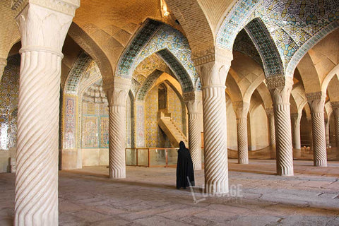 Luggage Outlet Singapore - Shiraz Vakil Mosque Iran