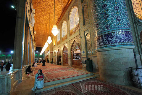 Luggage Outlet Singapore - Shiraz Shah Cheragh Shrine Iran