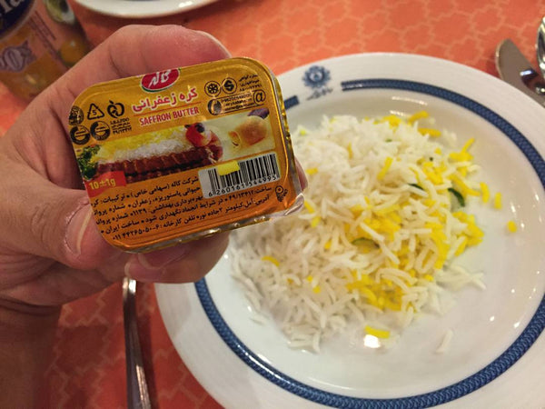 Luggage Outlet Singapore - Isfahan Saffron Rice