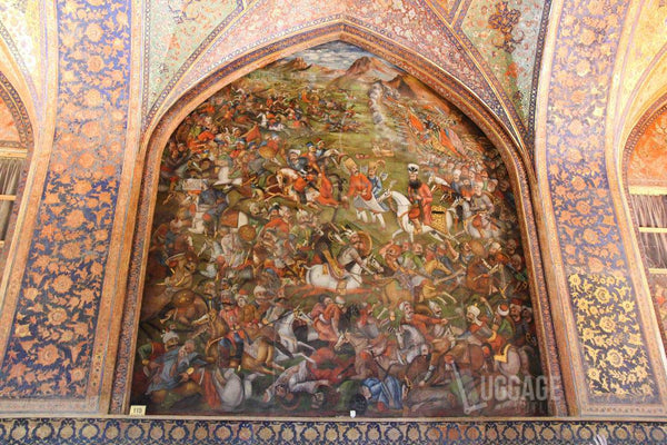 Luggage Outlet Singapore - Isfahan Chehel Souton Wall Art