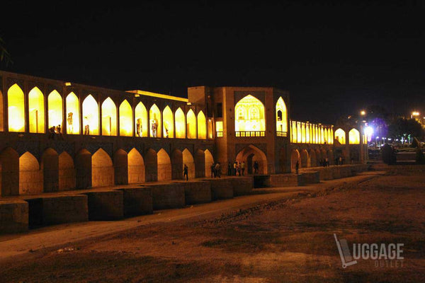 Luggage Outlet Singapore - Isfahan Khajou Bridge