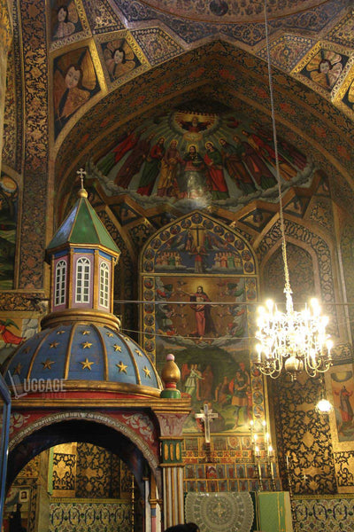 Luggage Outlet Singapore - Isfahan Vank Cathedral