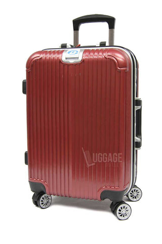 Luggage Outlet Singapore - Sticker on bag hook of hardcase luggage
