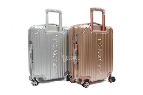 Luggage Outlet Singapore - Embossed Company Logo