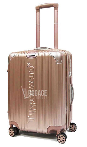 Luggage Outlet Singapore - Customised Case Luggage Embossed Logo