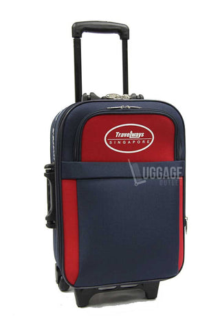 Luggage Outlet Singapore - Customized Cabin size Silkscreen Printing
