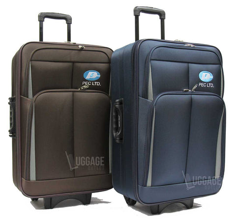 Luggage Outlet Singapore - Luggage with Embroidery Logo