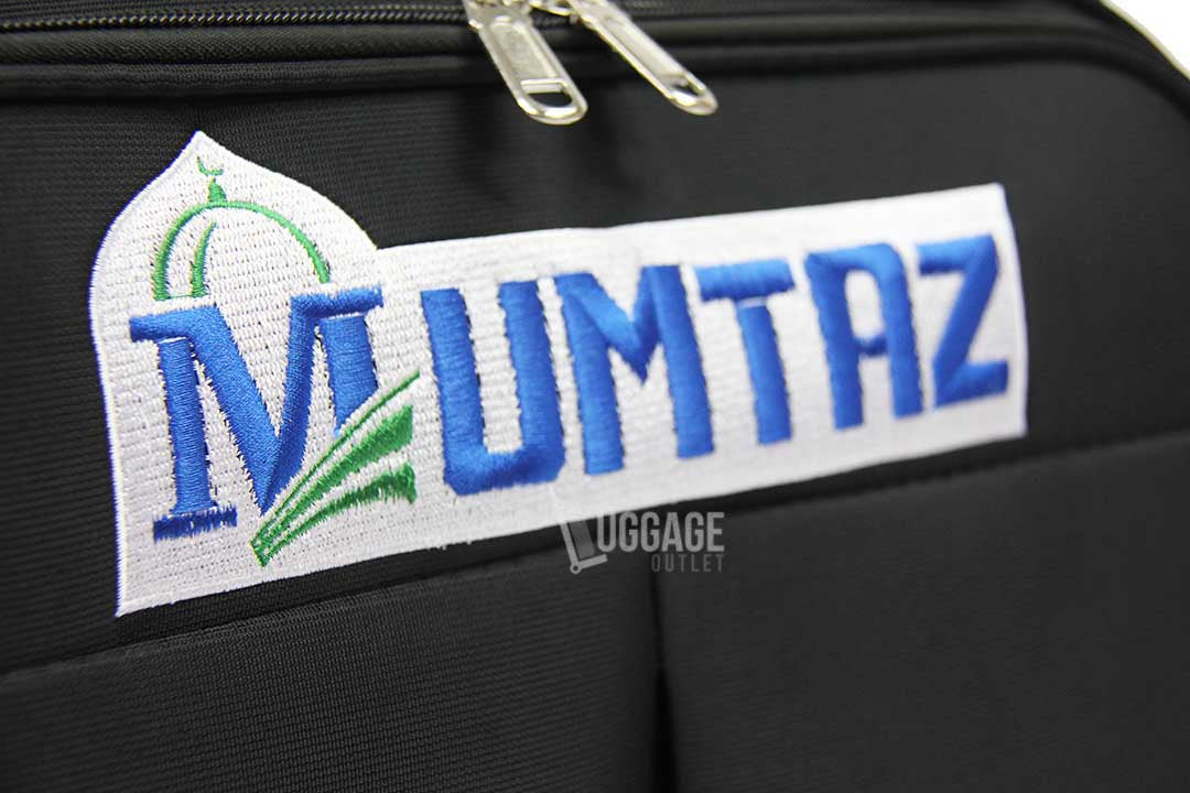 Luggage Outlet - Custom Logo Embroidery