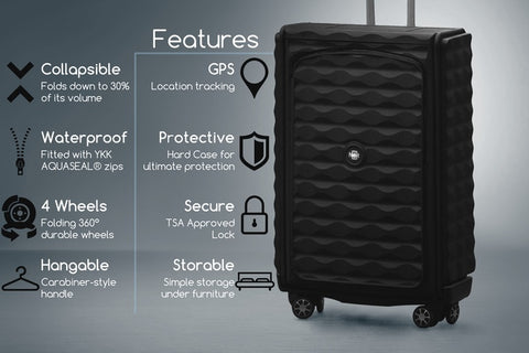Luggage Outlet Singapore - Neit Smart Luggage