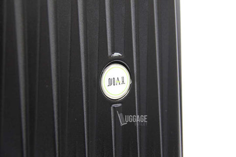 Luggage Outlet Singapore - Customised Company Logo Metal Tag