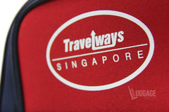Luggage Outlet Singapore - Silkscreen printed Logo