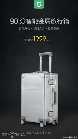Luggage Outlet Singapore - Xiaomi Smart Luggage