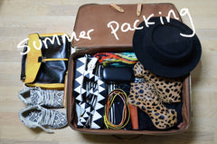 packing for summer