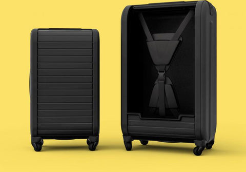 Luggage Outlet Singapore - Trunkster Zipperless Luggage