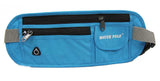 Concealed Money Belt Travel Pouch