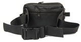 Commodious Nylon Waist Bag - Luggage Outlet