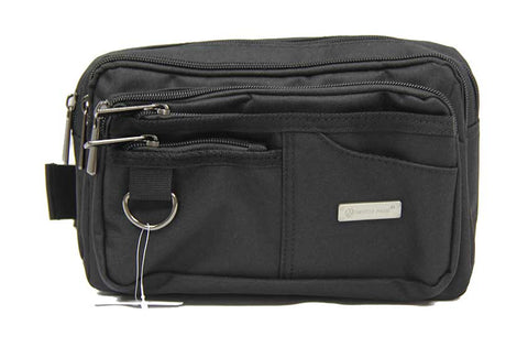 Courtly 6-pocket Waist Pouch Bumbag - Luggage Outlet