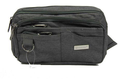 Gallant 6 pocket Waist pouch Waistbag - Luggage Outlet