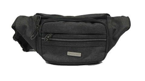Bumbag Waistbag with Reflective strip - Luggage Outlet