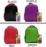 Customizable Jigsaw Puzzle Children Bag - Luggage Outlet Singapore - 2
