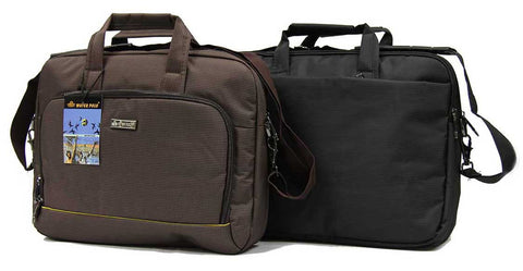 Laptop Sling Bag Briefcase for Laptops up to 16 inches - Luggage Outlet Singapore - 1
