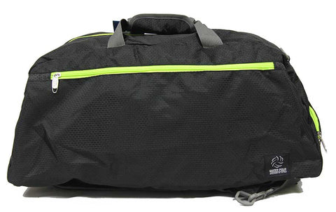 46L Snazzy Waterproof Duffel Bag Water Sports Bag Fitness Bag - Luggage Outlet